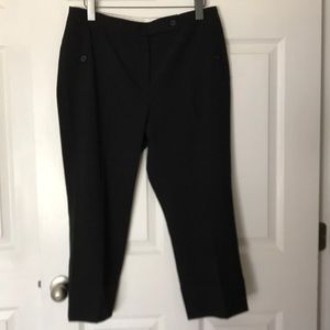Ankle pants Dalia Black Sz.10